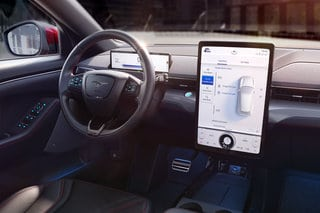 Next-gen Ford Sync debuts in Mustang Mach-E, sweeping in loads of connected features