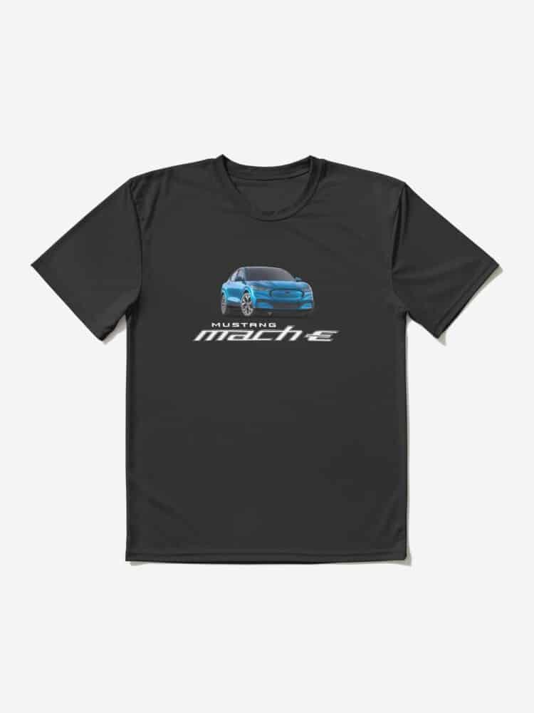 Mustang Mach-E shirt