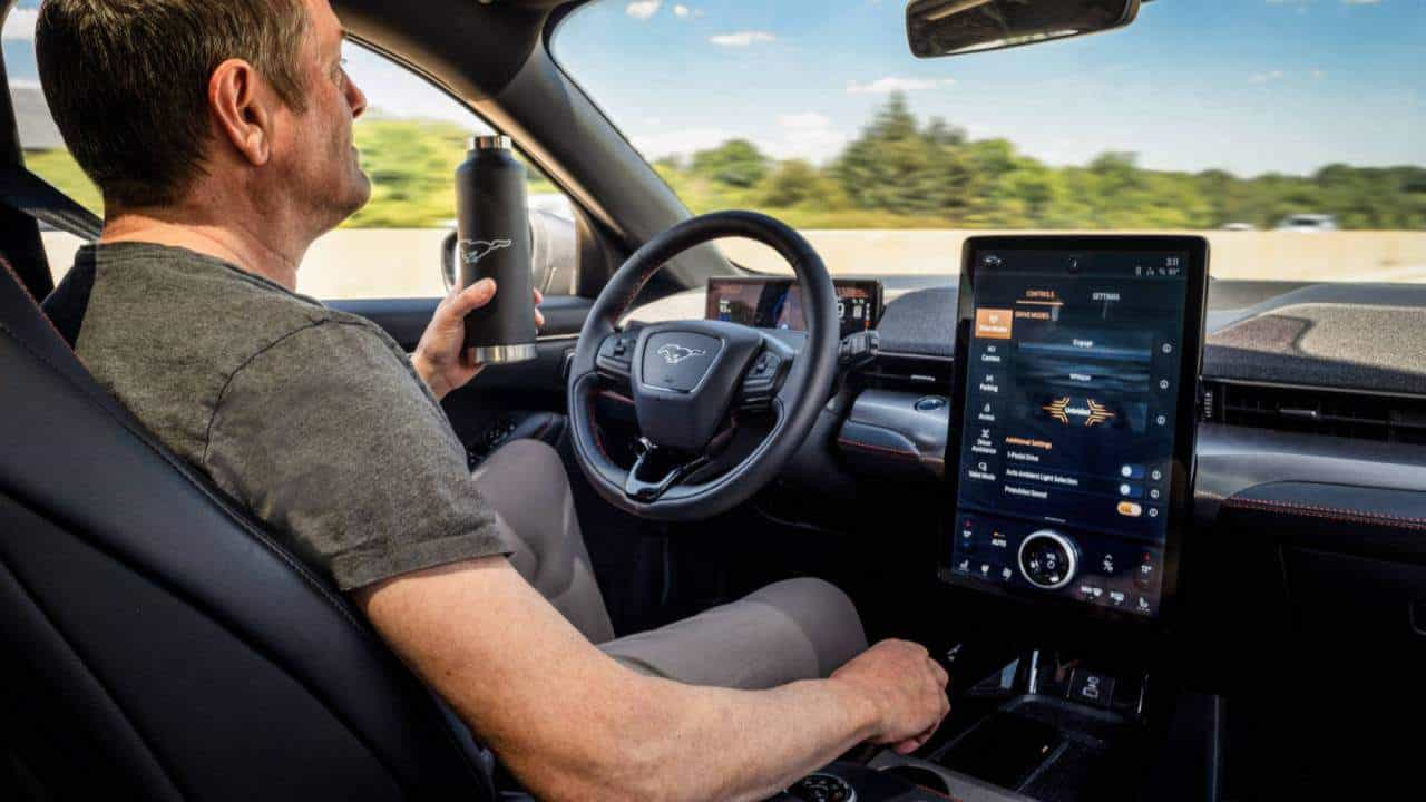 Ford confirms pricing for Mustang Mach-E and new F-150's hands-free Autopilot rival