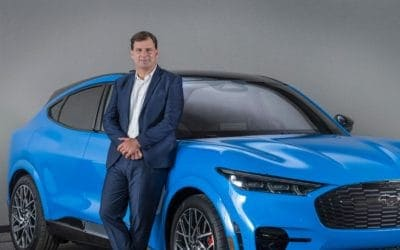 Ford Motor team had to plead with Bill Ford to give back Mach-E