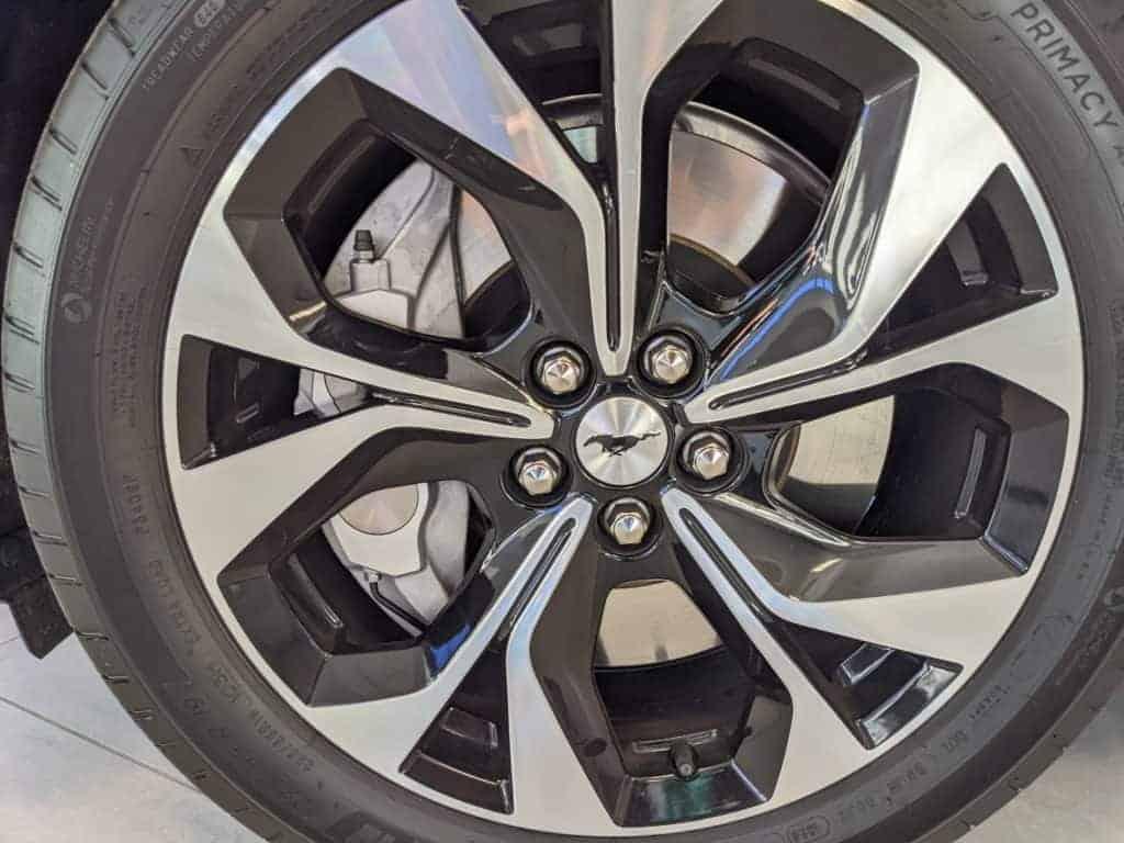 Mach-E Premium wheel