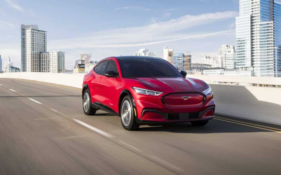 Edmunds: Mustang Mach-E vs. Tesla Model Y